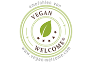 vegan welcome