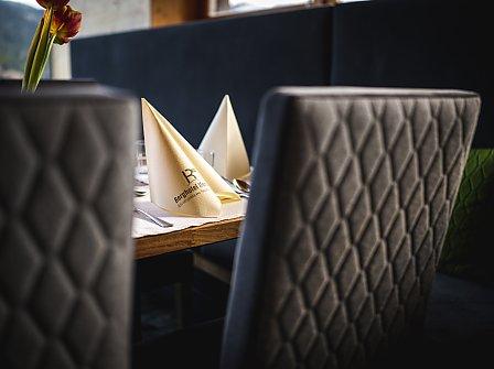 Abendessen und Frühstück in Balderschwang