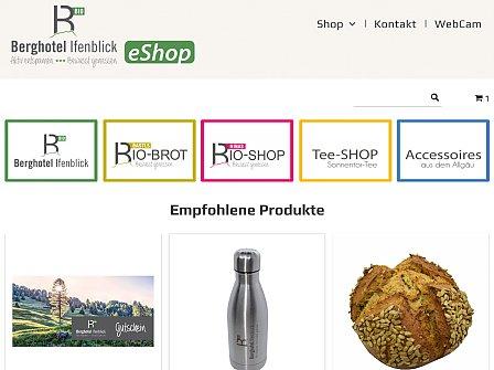 Bio-Onlineshop und Lieferdienst Allgäu
