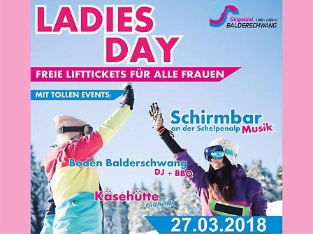 LADIES DAY in Balderschwang