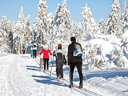 Langlaufurlaub plus Langlaufkurs im Allgäu