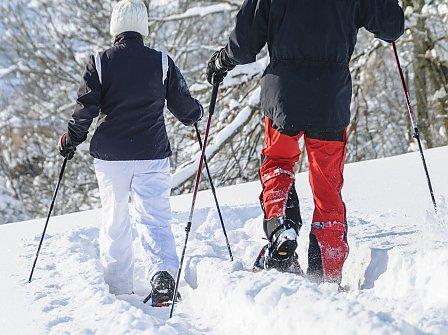 Schneeschuh Urlaub im Allgäu | Winterwandern
