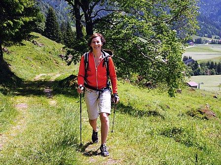 Fünf Tage Wanderurlaub in Balderschwang/Allgäu