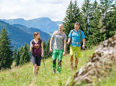 Wanderurlaub für Genießer und Naturliebhaber im Allgäu