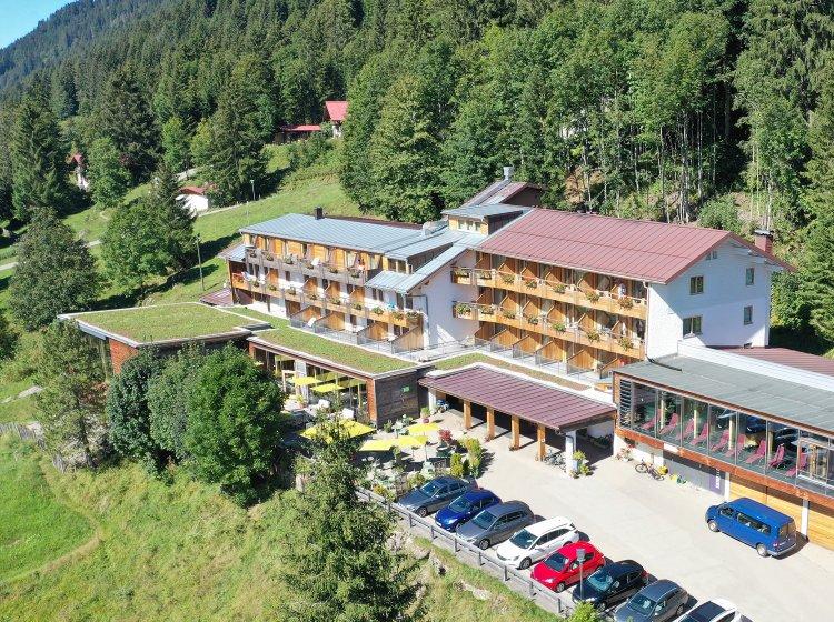 Allgäuer Bio-Berghotel Ifenblick in Balderschwang