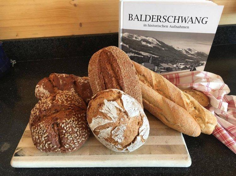 Balderschwanger Bio-Bäckerei im Allgäu