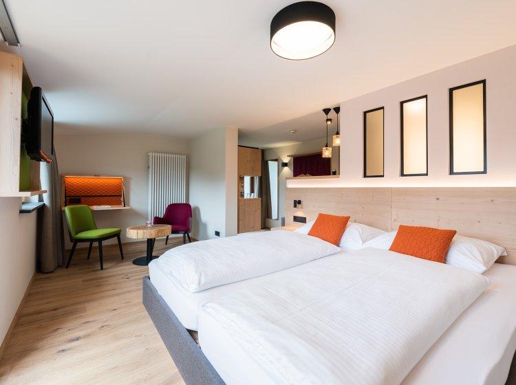 Innenansicht 1: Hotelzimmer Biohotel Balderschwang Besler [54]