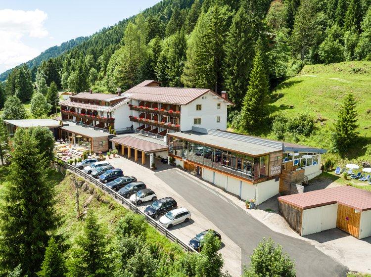 Biourlaub im Allgäu - Sommer