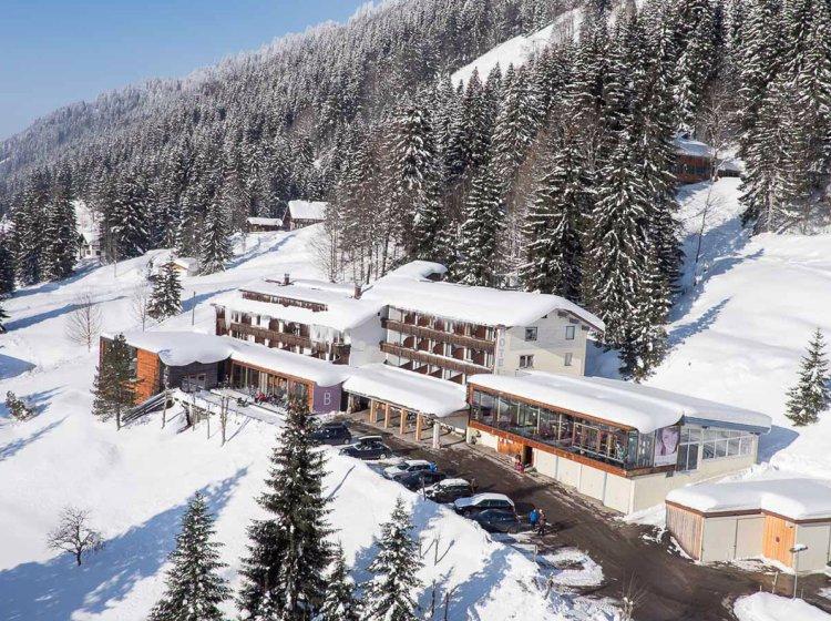 FB: Biourlaub im Allgäu - Winter