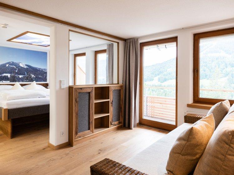 Hotelzimmer Biohotel - Hoher Ifen