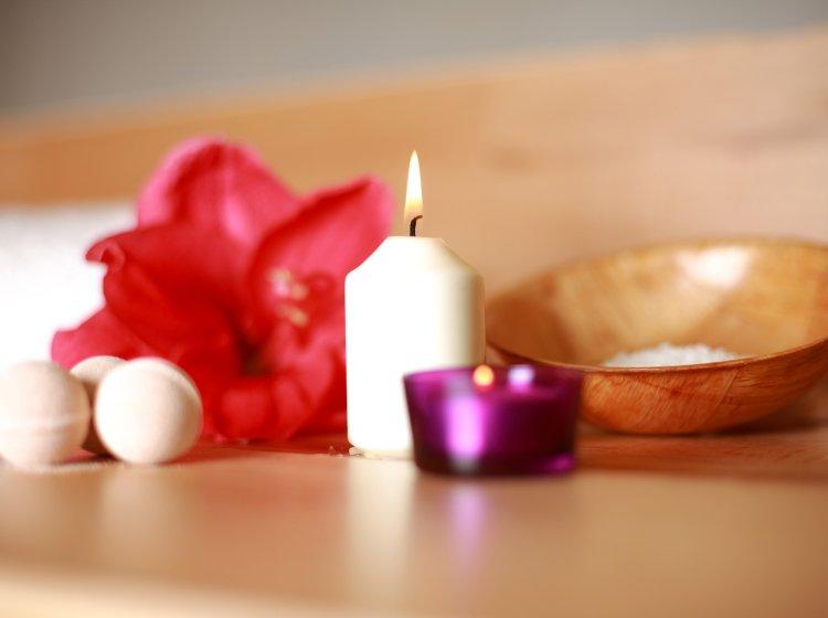 Bio-Massagen und natürliche Kosmetikanwendungen