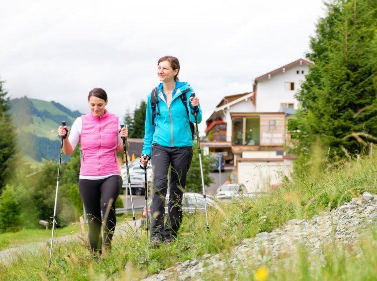 Nordic Walking im Allgäu