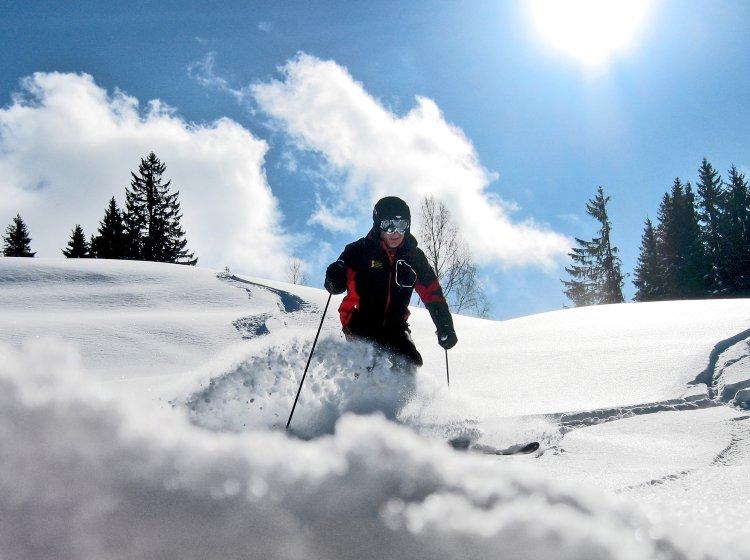 Skiwoche alpin – Skiurlaub im Allgäu