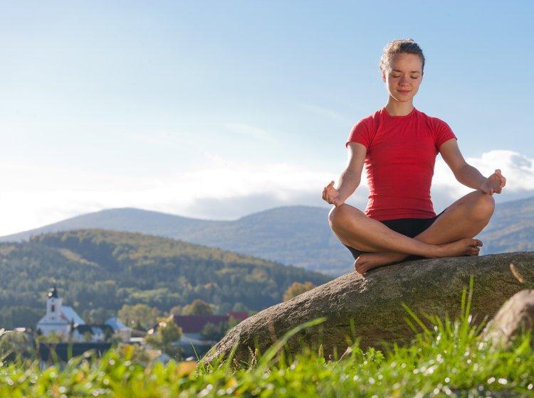 Yogaurlaub im Allgäu