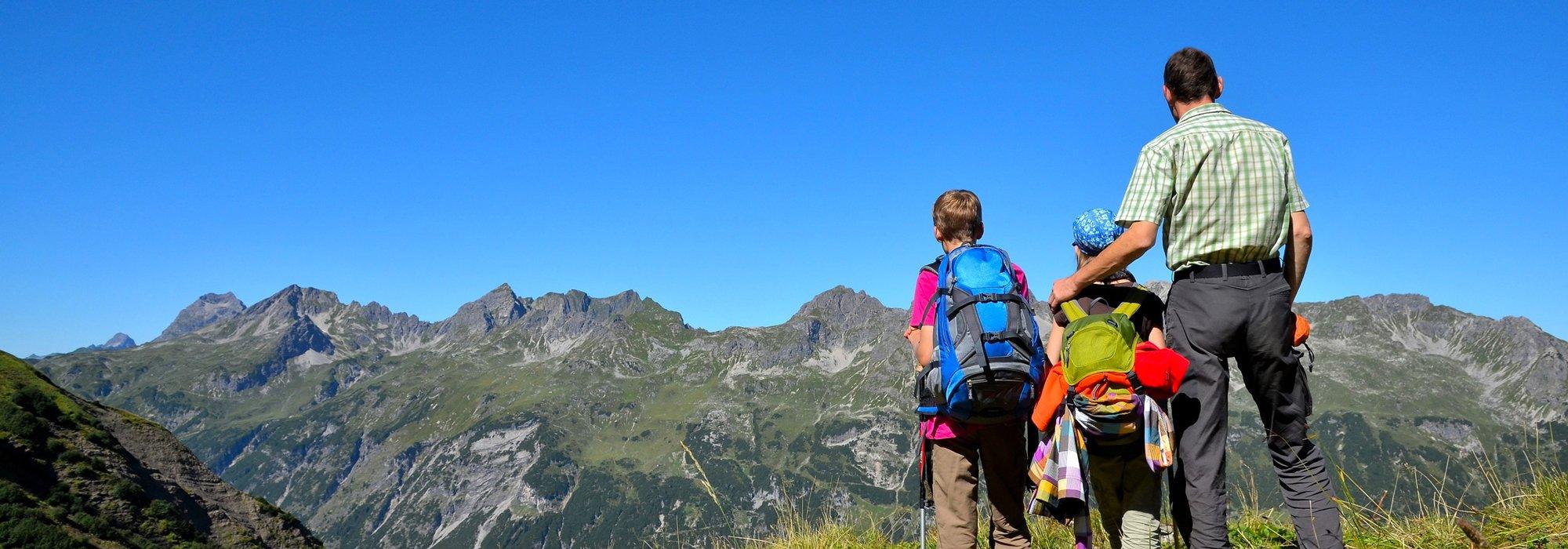 Urlaub im Biohotel Allgäu mit Bergblick | Balderschwang