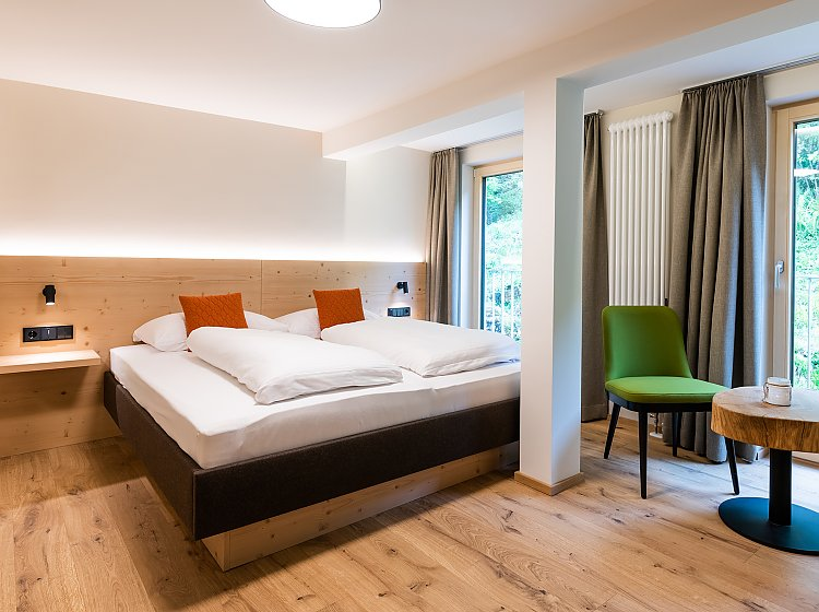 Hotelzimmer: Nagelfluh