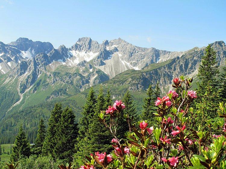 Bergtour zum Riedbergerhorn