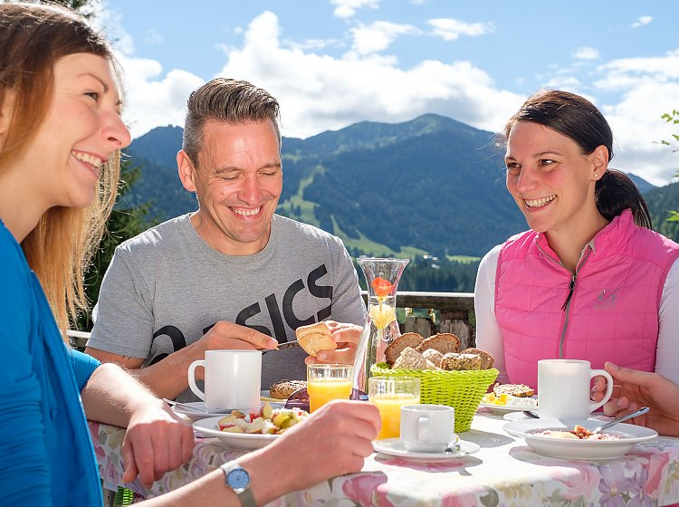 Brunchen in Balderschwang