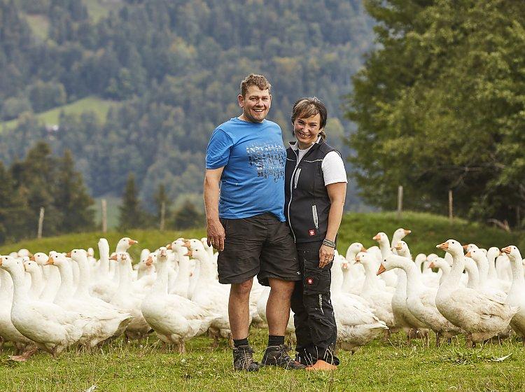Gänsehof Bechter Vorarlberg Österreich