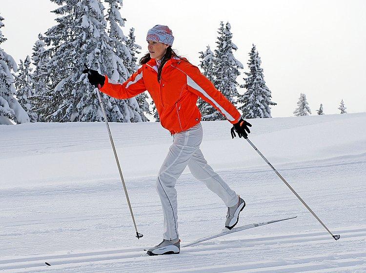 Skiwoche Langlauf