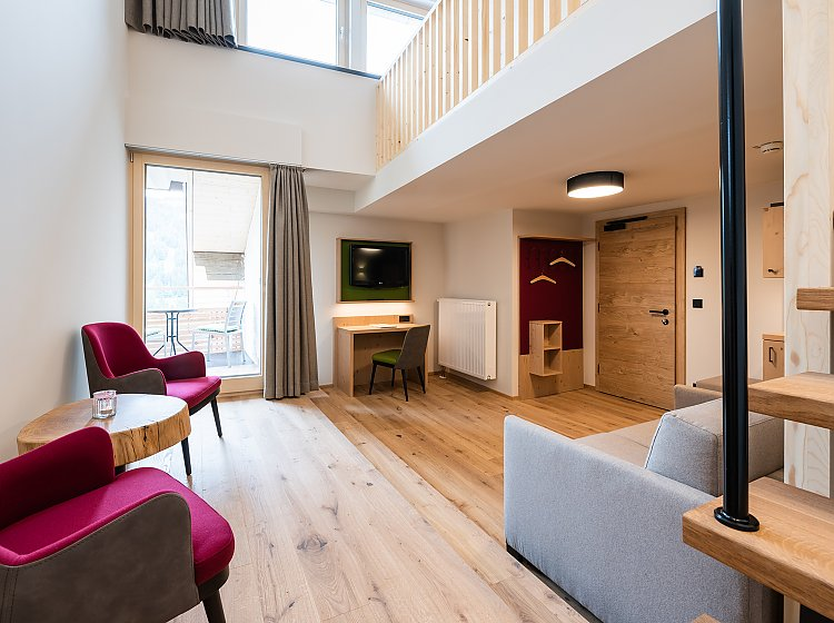 Hotelzimmer: Suite Balderschwang
