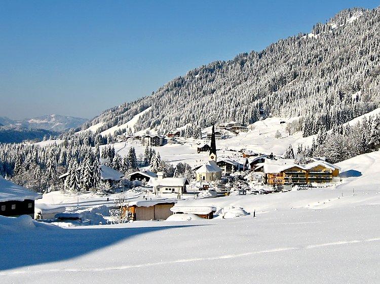 Winterurlaub in Balderschwang
