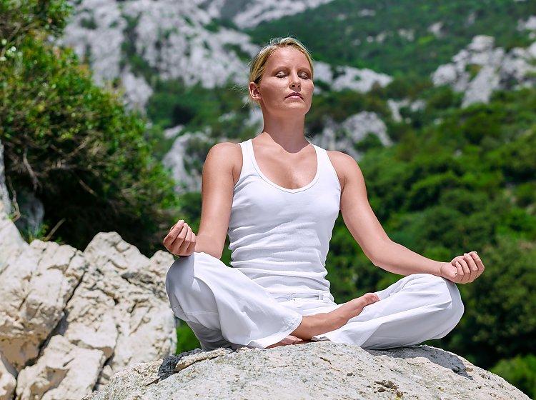 Yoga & Basenfasten